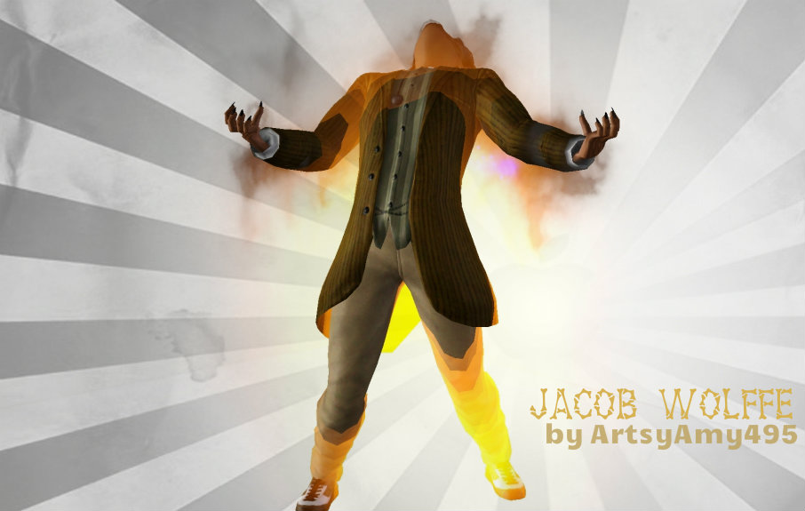 Jacob Wolffe by ArtsyAmy495 (WEREWOLF) JacobWolffe5
