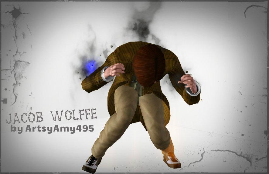 Jacob Wolffe by ArtsyAmy495 (WEREWOLF) JacobWolffe6