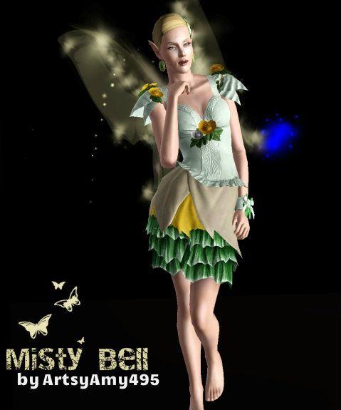 Misty Bell Potters by ArtsyAmy495 (FAIRY) MistyBell2