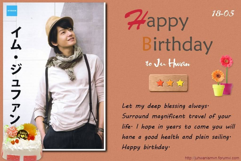 Happy 30th birthday to Ju Hwan Page02