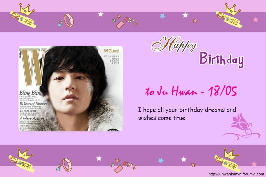 Happy 30th birthday to Ju Hwan Page022-1