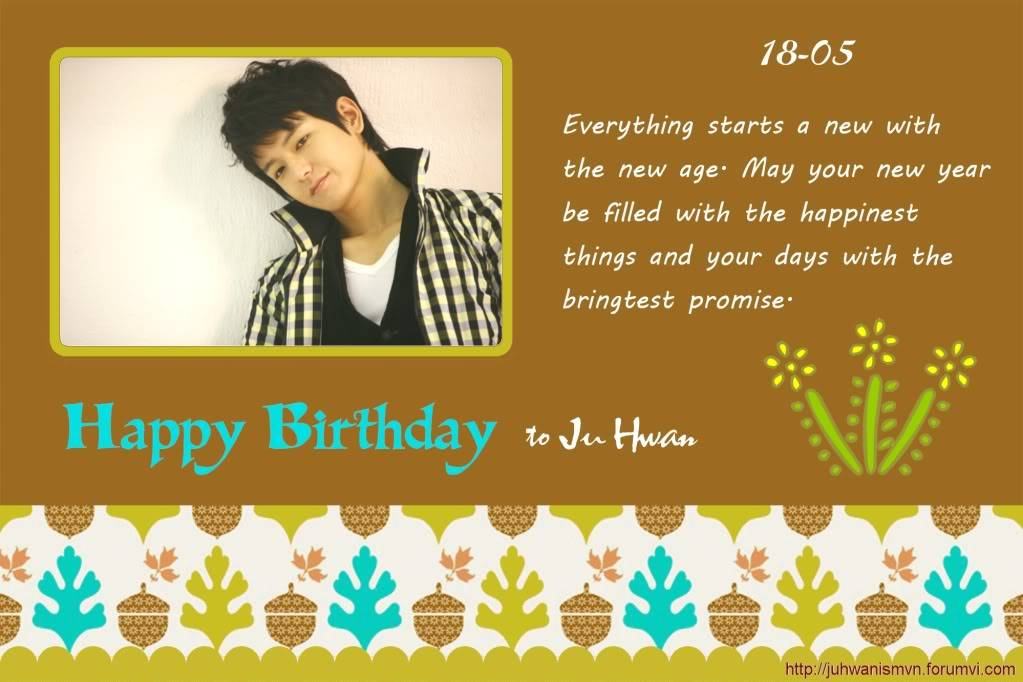 Happy 30th birthday to Ju Hwan Page05