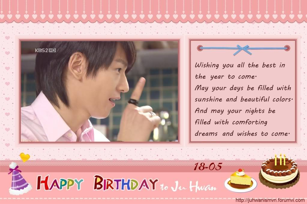 Happy 30th birthday to Ju Hwan Page09