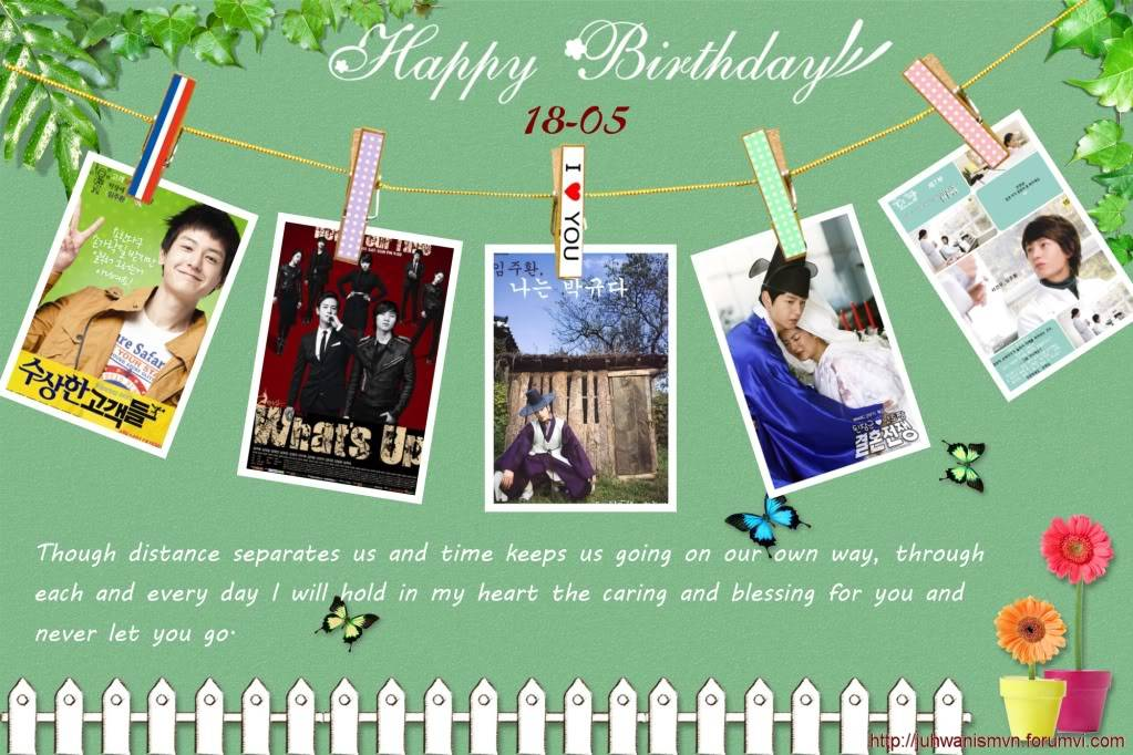Happy 30th birthday to Ju Hwan Page12