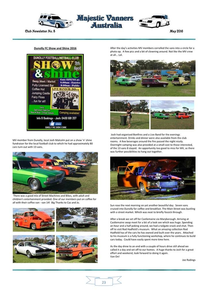Majestic Vanners Newsletter Issue No. 8 May 2016 23_zpsa4mlwx8e