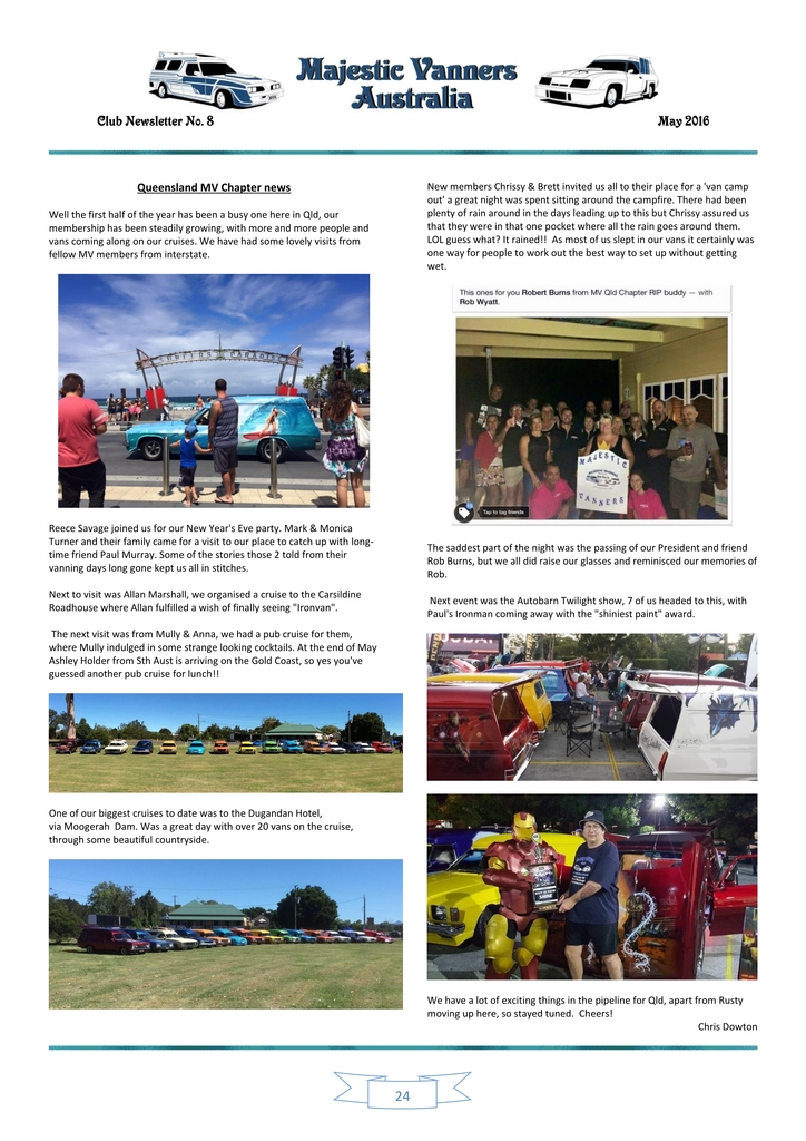 Majestic Vanners Newsletter Issue No. 8 May 2016 24_zpsho5p77nb
