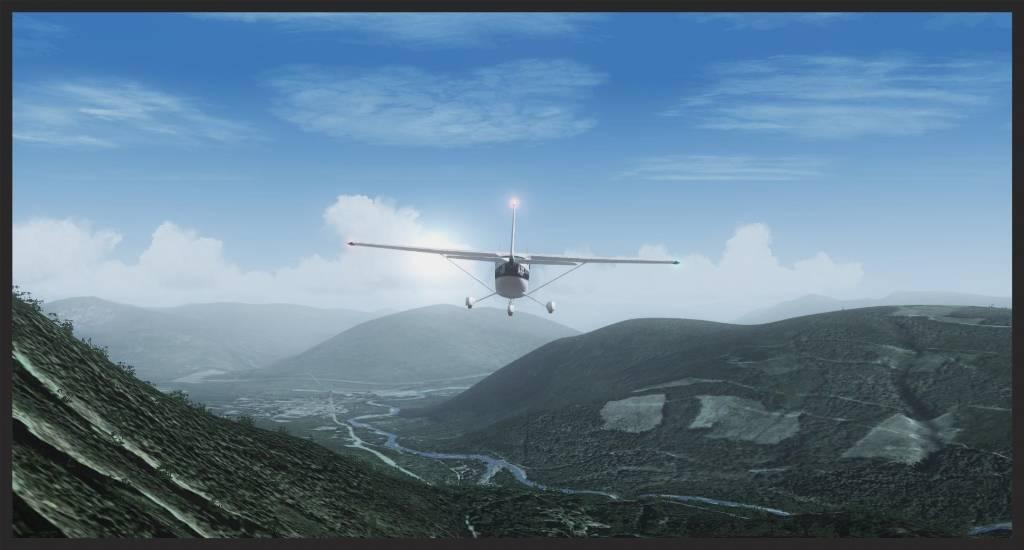 Diamond Point Airstrip / Darrington Municipal Cessna19_zps403fdad2