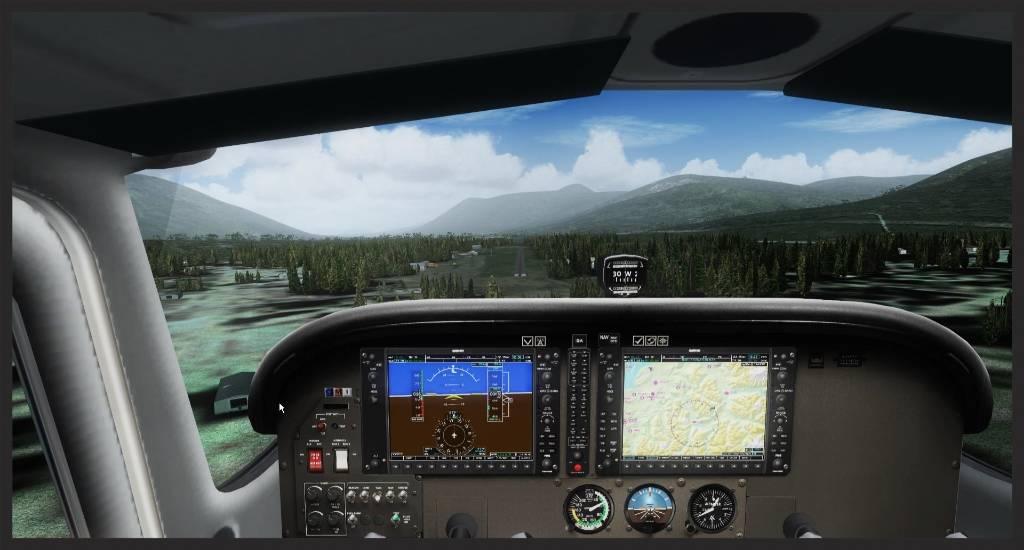 Diamond Point Airstrip / Darrington Municipal Cessna21_zps2d08d42f