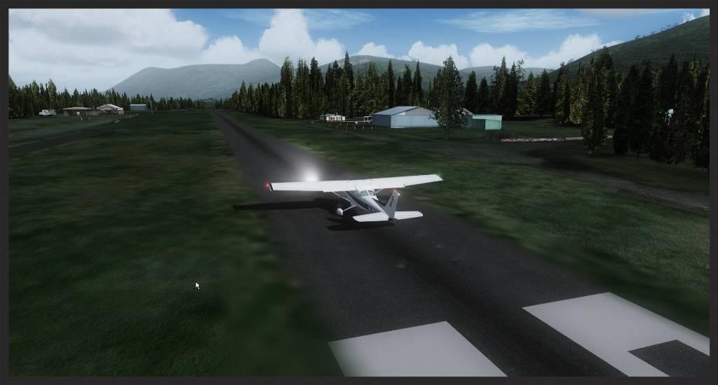 Diamond Point Airstrip / Darrington Municipal Cessna23_zpsd0b542ec