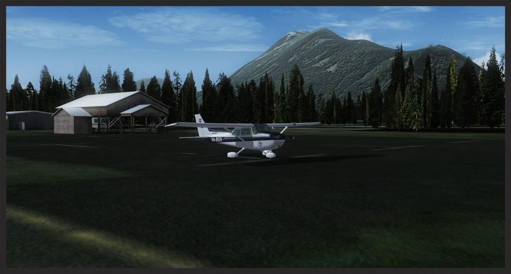 Diamond Point Airstrip / Darrington Municipal Cessna25_zps0f4063f3