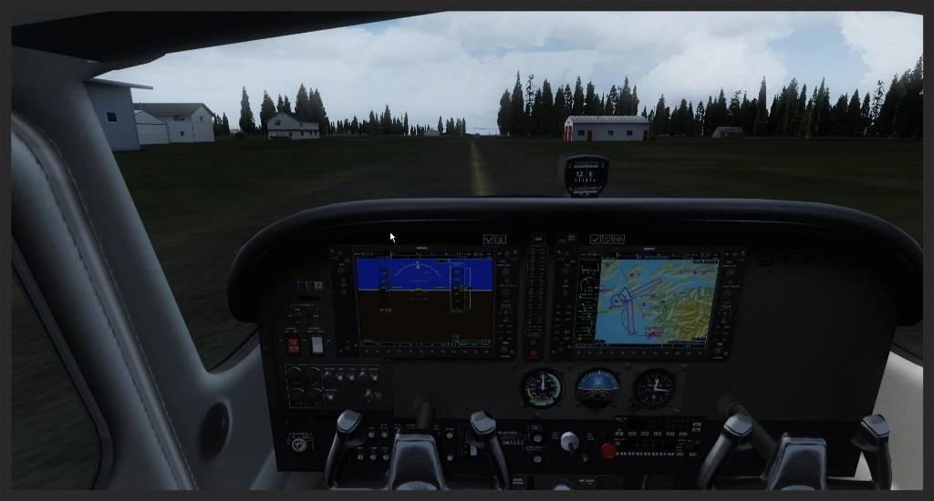 Diamond Point Airstrip / Darrington Municipal Cessna3_zps5d31ac85