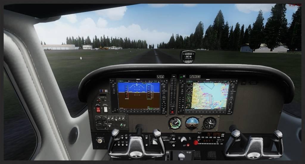 Diamond Point Airstrip / Darrington Municipal Cessna7_zpscfd6da85