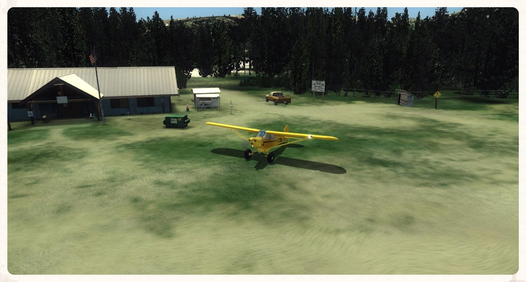 Lake Wenatchee State Airport / Skykomish State Airport Foto3_zps96db0f66