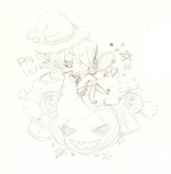 STAR☆CEMETERY StarryPumpkin