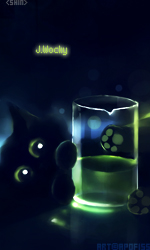 CANDY☆DROPS Avi-KittyGlass