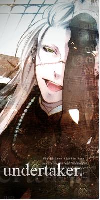CANDY☆DROPS Avi-Undertaker