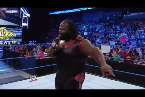 Mark Henry Has Some Words (Week 3) Photo72