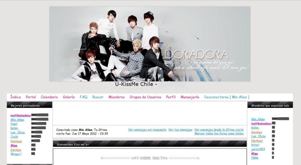 200412 Diseño DoraDora 2.0 Foroowo