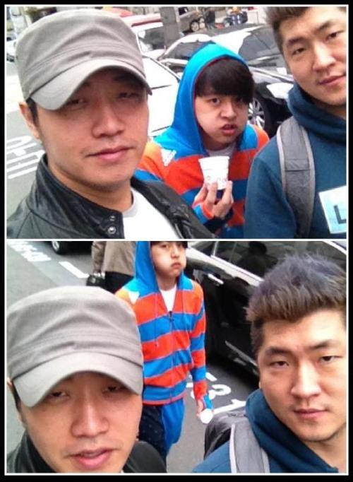 150412 Ryan Jhul publica una foto de DongHo comiendo Tumblr_m2h5z0iviv1qaq5eko1_500