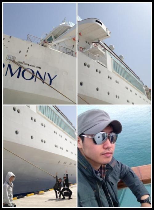150412 Ryan Jhul publica una foto de U-Kiss en el Crucero 'Harmony' Tumblr_m2jkjhvmFt1qaq5eko1_500