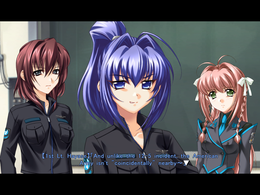 What Visual Novel Are You Currently Reading/Playing? JAPAAAAN