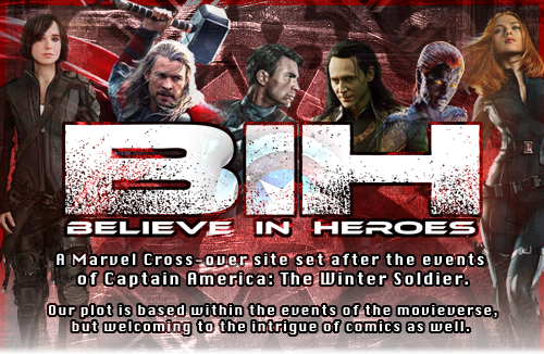 Believe in Heroes Bihadtop