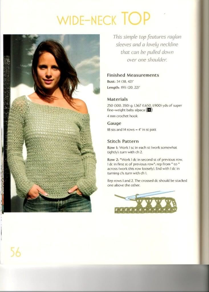 Primer jersey CONTEMPORARYCROCHET37EUROPEANDESIGNS56