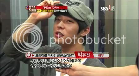"""PROGRAMA """"SBS K-Star News"""" - Fiesta por el final de `Rooftop Prince´ (28/05/2012) Gtrkuik"""