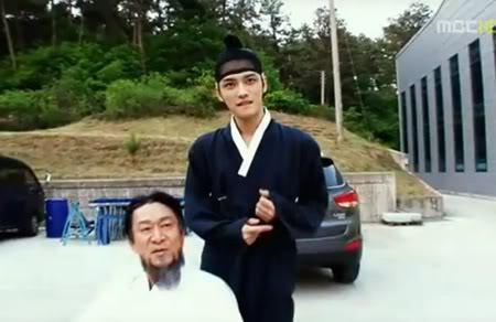 """PROGRAMA """"MBC Good Day"""" Especial de `Dr.Jin´ - Partes de Jaejoong (30/05/2012) Ulyuluol"""