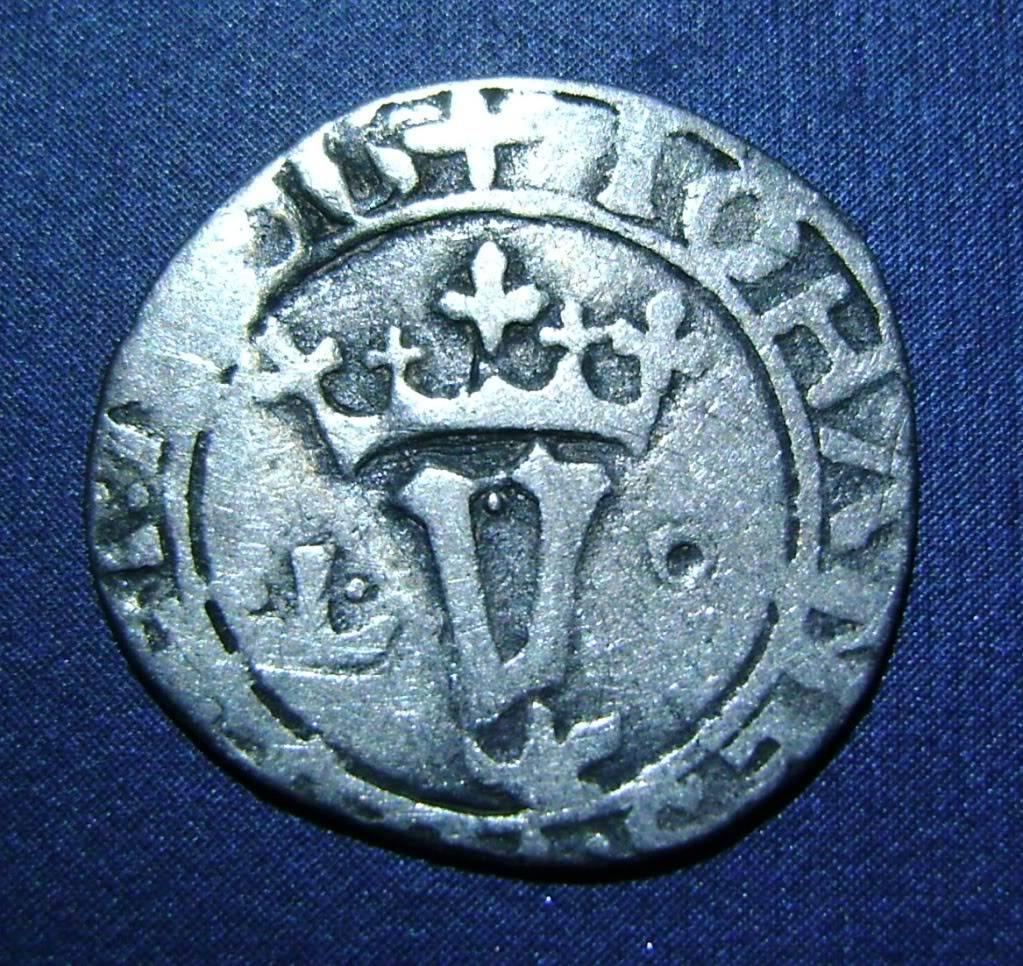 Vintem de D. Juan II (Lisboa, 1481-1495). G1