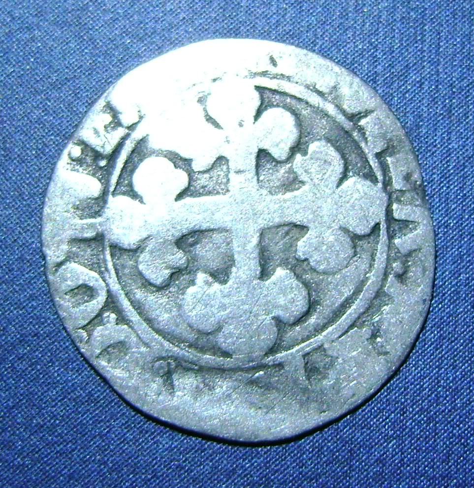 Medio Vintem de D. Manuel I o de D. Juan III. N1