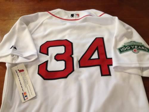 Boston Red Sox authentic jerseys Ortiz4