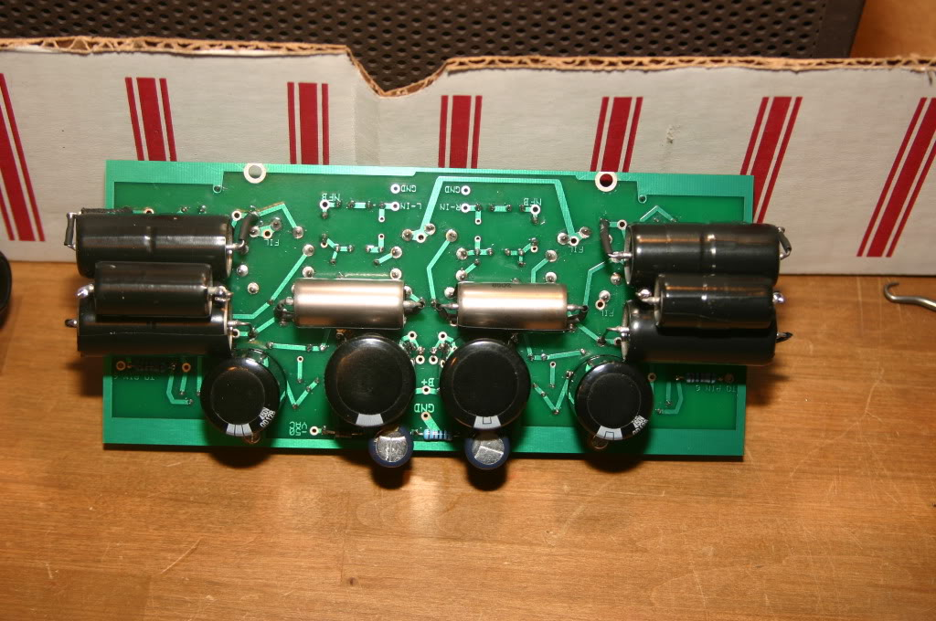 Mk III Rebuild DynacoVTABottom