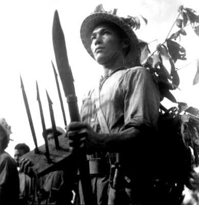 soldats viet-minh Dddda