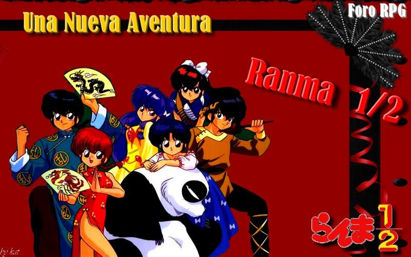 """Ranma 1/2: """"Una Nueva Aventura"""" (Confirmación de afiliación Elite) Kat"""