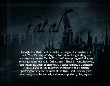 fatal uprising; Ad