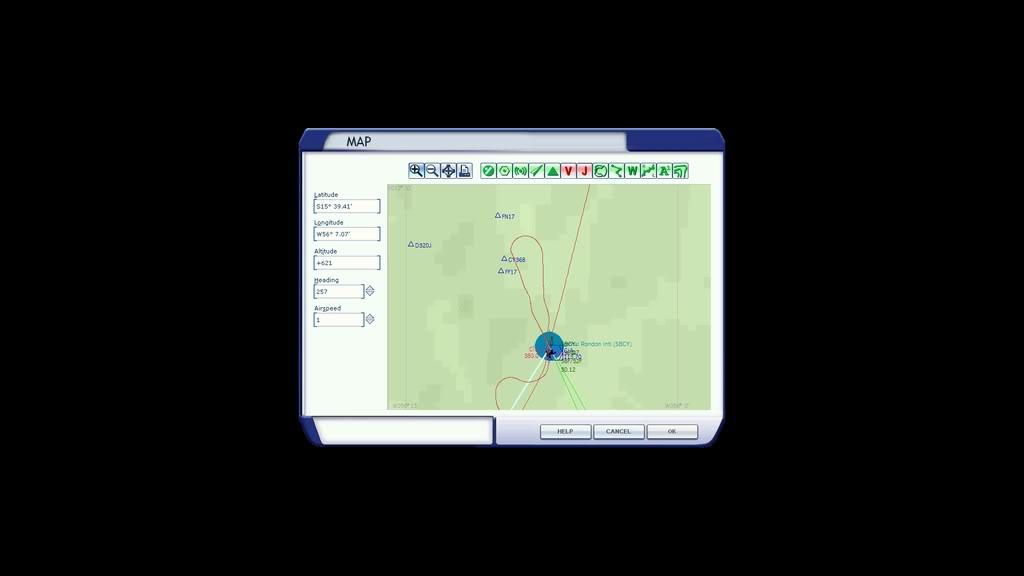 SWSR-SBCY - CHEGADA NDB Avs_1858