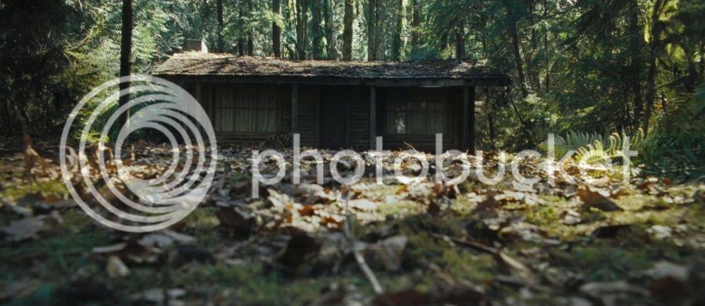 Дворик у хижины The-cabin-in-the-woods2