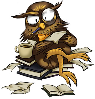 Forumaš iznad u liku životinje - Page 4 Product-reviews-guide-owl-logo