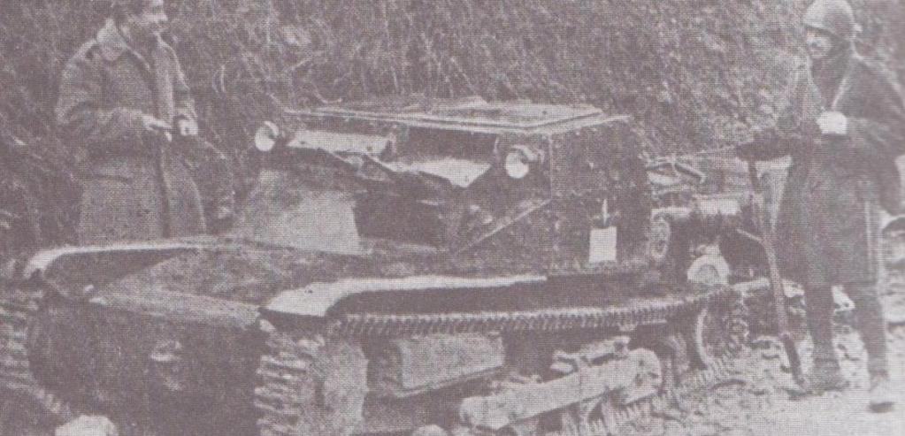 Καλπάκι 3 Νοεμβρίου 1940 Cv35