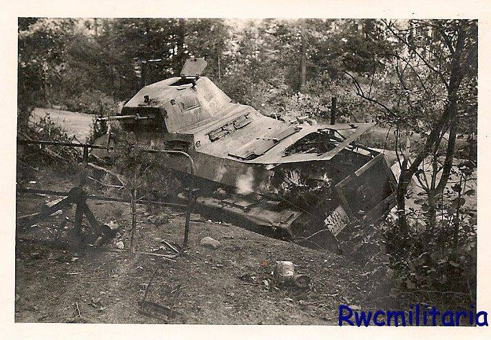 το τελευταίο πούμα SdKfz2318-RadgermanarmouredvehicleKO_zpse9c0df0c
