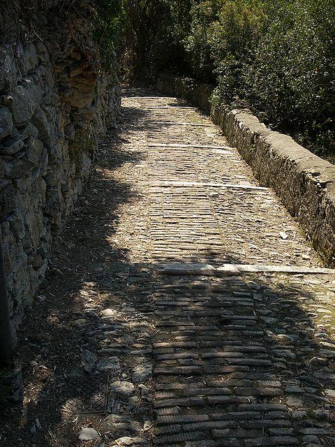 Καλπάκι 3 Νοεμβρίου 1940 - Σελίδα 5 Path-climb-Mediterranean-scenery_zps4bb43141