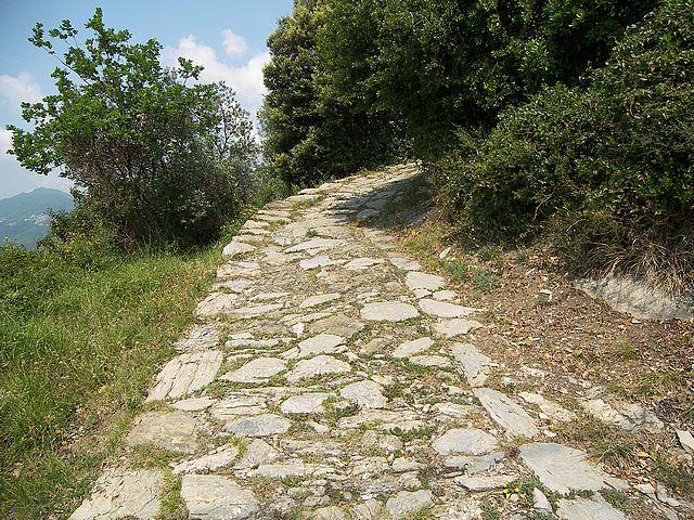Καλπάκι 3 Νοεμβρίου 1940 - Σελίδα 5 Path-hand-made-stone-climb_zpsf91c282f