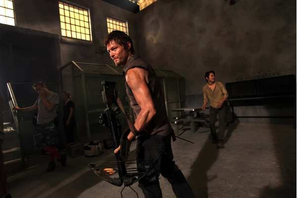 THE WALKING DEAD TEMPORADA 3 Daryl