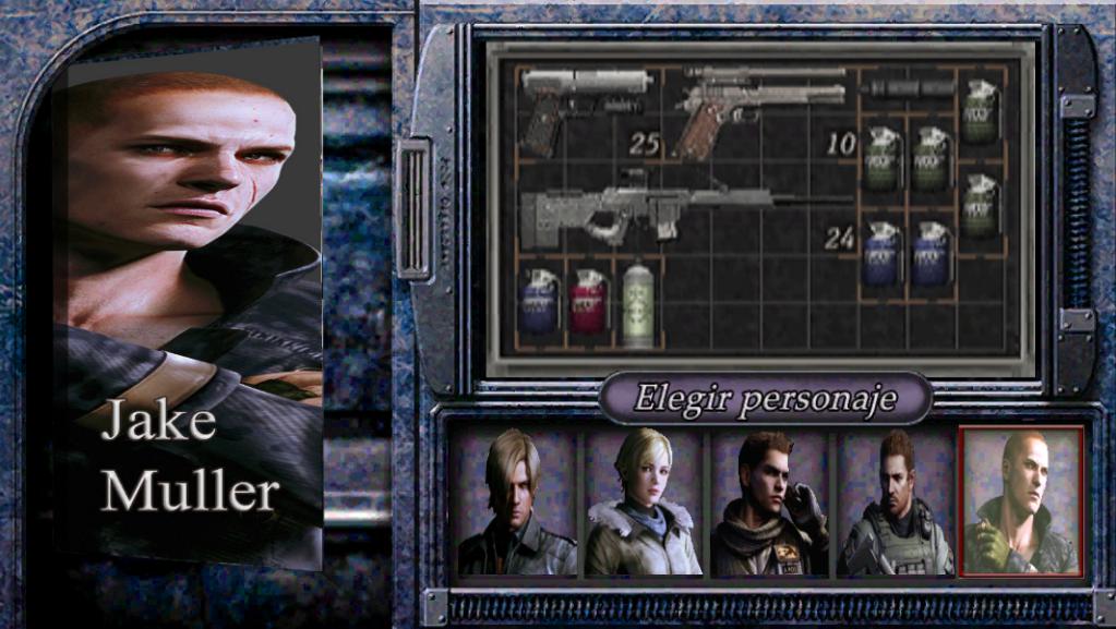 Menu Mercenaries Estilo Re6 Texmod. Game2012-12-1615-18-35-14