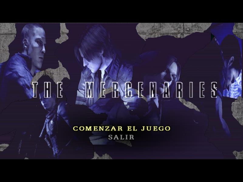 Menu Mercenaries Estilo Re6 Texmod. Game2012-12-2220-01-27-68