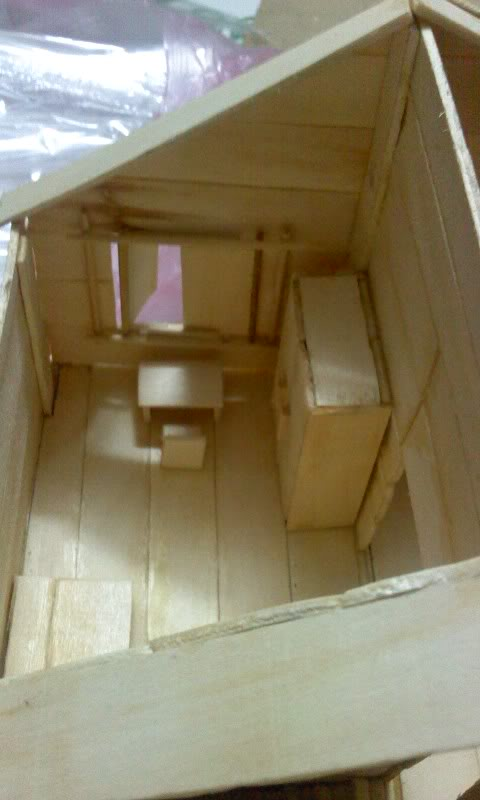 Lần làm handmade thứ hai - Mô hình nhà CP120316_019