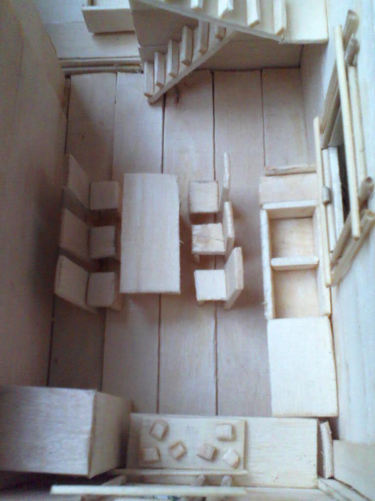 Lần làm handmade thứ hai - Mô hình nhà P11-03-12_1012