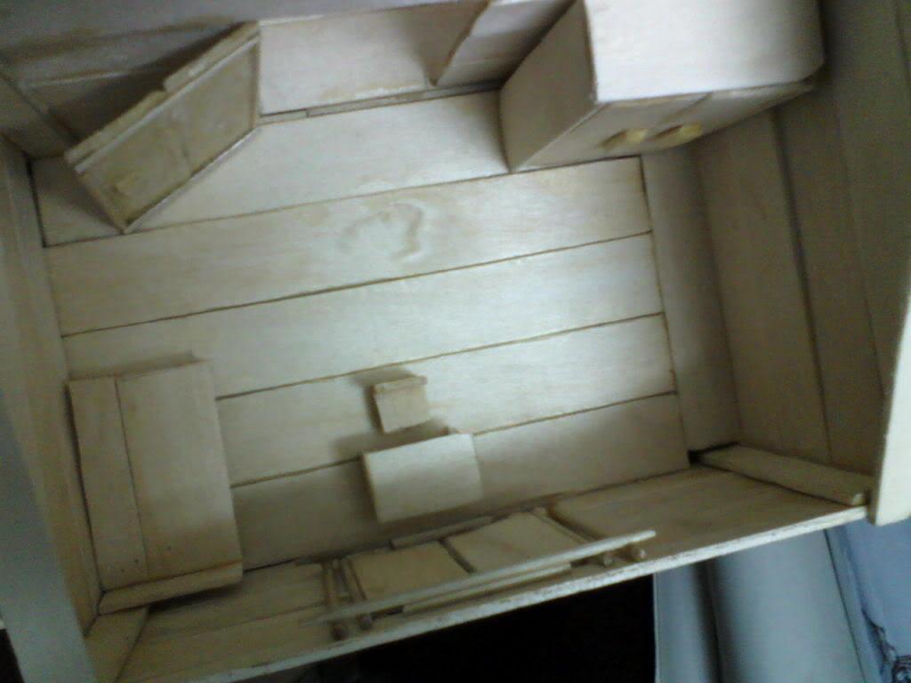 Lần làm handmade thứ hai - Mô hình nhà P16-03-12_20351