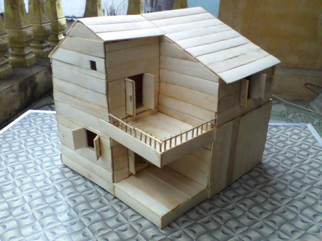 Lần làm handmade thứ hai - Mô hình nhà P17-03-12_11051